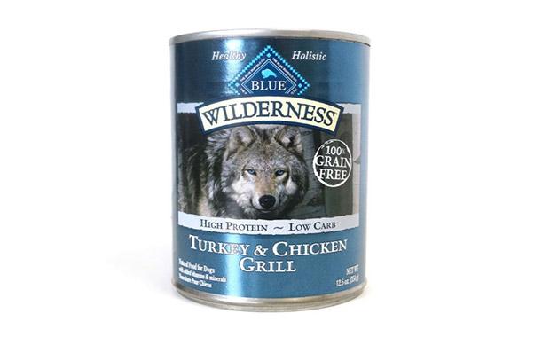 블루버팔로 윌더니스 칠면조&닭고기 캔